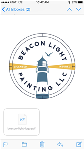 BEACON LIGHT PAINTING LLC logo
