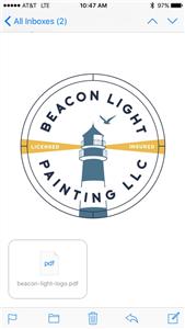BEACON LIGHT PAINTING LLC logo