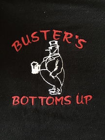 BUSTER'S BOTTOMS UP, INC logo