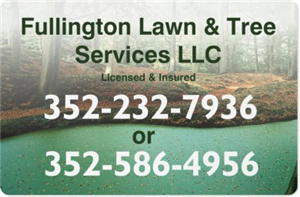 FULLINGTON LAWN & TREE SERVICES LLC logo
