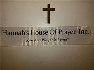HANNAH'S HOUSE OF PRAYER, INC. photo #6