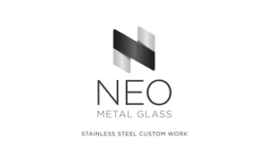 NEO METAL GLASS logo