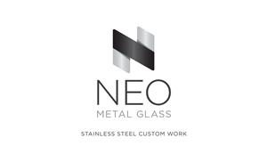 NEO METAL GLASS logo