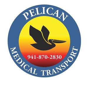 PELICAN MEDICAL TRANSPORT INC. logo