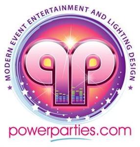 POWER PARTIES, LLC logo