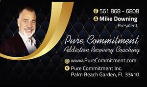 PURE COMMITMENT INC. logo