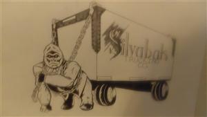 SILVABAK TRUCKING LLC logo